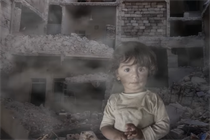 Nursery rhymes fade to real crises in Save the Children spots