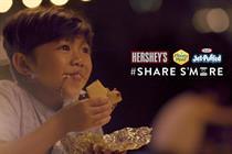 Mondelez, Kraft, Hershey team up to document children's first s'mores