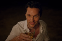 Wild Turkey premieres first work from Creative Director Matthew McConaughey