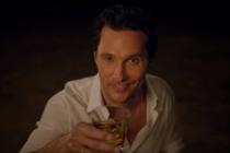 Wild Turkey premieres first work from Creative Director Matthew McConaughey