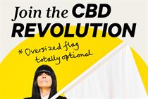 "Cannaray CBD ""Join the CBD revolution"" by BigSmall"