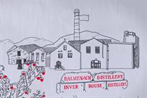 "Caorunn ""Balmenach Distillery"" by The Leith Agency"