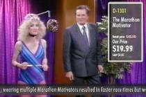"""Dunkin' Donuts """"Marathon motivator"""" by Martin London"""