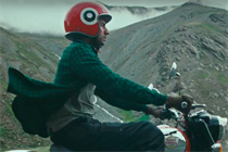 """Royal Enfield """"Be reborn"""" by New Commercial Arts"""