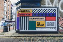 """End Youth Homelessness """"The map out of the maze"""" by Truant London and Jack"""