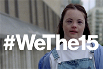 """International Paralympic Committee """"#WeThe15"""" by Adam & Eve/DDB"""