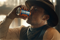 """Irn-Bru """"The good, the bad and the orangey"""" by The Leith Agency"""