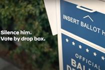 "Joe Biden campaign ad asks voters to ""silence"" Trump"