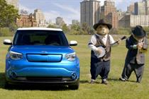 Kia's giant dancing hamsters are back for a 'Soul Jam'