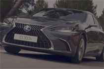 """Lexus """"Feel your best"""" by The & Partnership"""
