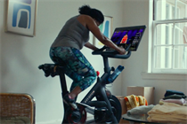 """Peloton """"It's you. That makes us"""" by Adam & Eve NYC"""