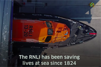 """RNLI and Kärcher UK """"Float to live"""" by The Academy"""