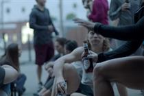 Michelob Ultra 'Cheers' fitness in Super Bowl ad