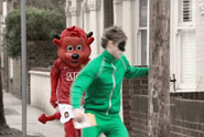 Special Olympics GB 'mascot theft' by JWT London