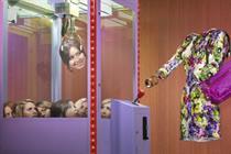 Harvey Nichols 'heads' by DDB London