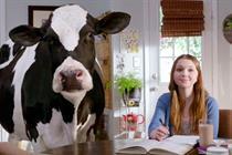 California Milk 'friends' by Deutsch LA
