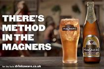Magners 'made in the dark for a better taste' by The Red Brick Road
