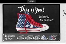 Converse 'which shoe are you?' by Perfect Fools