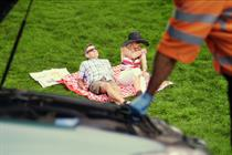 RAC 'fix your car - and your day' by AMV BBDO