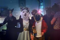 Britvic J2O 'cats and dogs' by BBH