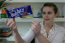 Cadbury Dairy Milk 'Helium Bubbly' by Fallon