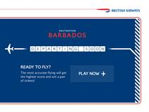 "British Airways ""great Gatwick ticket giveaway"" by BBH"