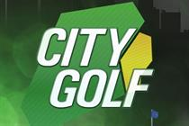 Mercedes-Benz 'City Golf app' by Weapon7