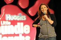 Huggies 'little bundle of laughs' by JWT Entertainment