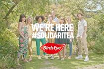 "Birds Eye ""Solidaritea"" by Recipe"