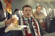 "Lufthansa ""everyone's fanhansa"" by Kolle Rebbe"