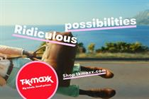 "TK Maxx ""ridiculous possibilities - weekend bag"" by Wieden & Kennedy London"