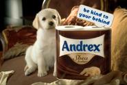 Andrex 'shea butter' by JWT London