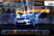 Ford 'plasma ball' by Wunderman