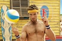 "Foster's ""volleyball"" by Adam & Eve/DDB"