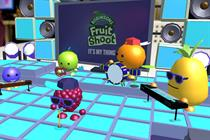 "Fruit Shoot ""It's my thing gaming mat"" by Iris"