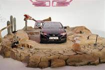 """Honda Motor Europe """"hot and cold"""" by Wieden & Kennedy London"""