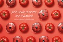 "John Lewis/Waitrose ""now together in Basingstoke"" by Adam & Eve/DDB"