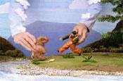 John West 'bear' by Cheetham Bell JWT