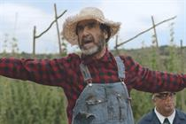 "Kronenbourg 1664 ""Le scarecrow suprême"" by Ogilvy & Mather London"