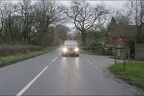 "Mercedes-Benz ""dirt vs road"" by AllTogetherNow"