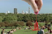 Starburst Choozers 'pinch' by TBWA\London