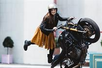 "TK Maxx ""Ridiculous possibilities - biker ballet"" by Wieden & Kennedy London"