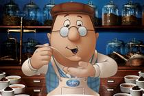 """Tetley """"quality cuppas"""" by Creature London"""