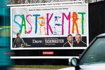 "UKTV ""The Taskmaster talent takeover"" by UKTV Creative"