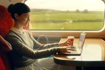 """Virgin Trains """"Decision time, Valerie"""" by Anomaly"""