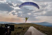 """Volvo Trucks """"Flying passenger"""" by Forsman & Bodenfors"""