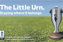 "Yorkshire Tea ""little urn"" by Beattie McGuinness Bungay"