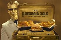 Billy Zane gets gold-plated as KFC's next Colonel Sanders
