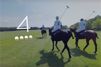 Play a polo match in Piaget's first virtual-reality video