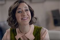 Kristen Schaal goes full quirky for HR services company Gusto
